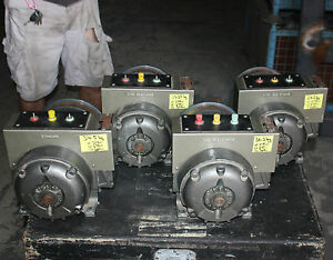 Set-of-4-Pope-1-5HP-3-Phase-Induction-Motors-ex-Tafe-Teaching-Lab-demonstration