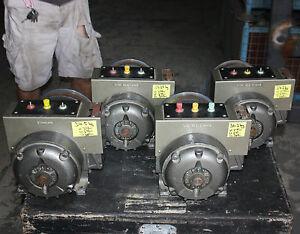 Set-of-4-Pope-1-5HP-3-Phase-Induction-Motors-ex-Tafe-Teaching-Lab-demonstration