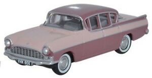 Vauxhall Cresta PA Regency Rose/Lilac OO 1:76 scale Oxford 76cre008 GM