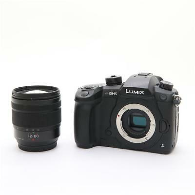 (NEW other) PANASONIC LUMIX DC-GH5 + 12-60mm F3.5-5.6 ASPH H-FS12060 POWER*Offer