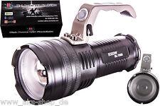 NEU TOP CREE T6 Akku Handlampe LED Taschenlampe Handstrahler 3900 LUMEN HELL