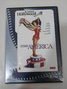 MISS-AMERICA-HOLLY-HUNTER-TIM-ROBBINS-DVD-SLIM-ESPANOL-NEW-NUEVA