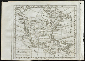 1803-Mapa-antigua-America-Norte-North-America-map