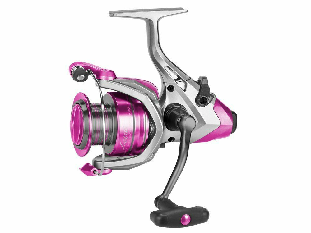 Okuma Lotus Baitfeeder LTB-6000 Carp reel with free spool system NEW 2020