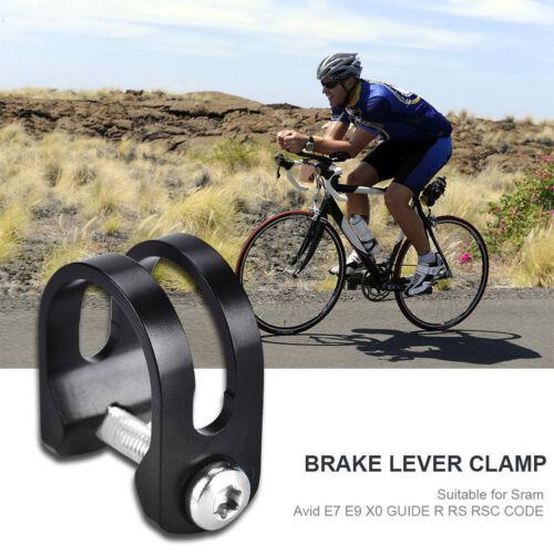 Mountain Bike Bicycle Cycling Metal Brake Lever Clamp for Sram Avid E7 E9 X0 Hot