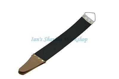Leather Straight Razor Blade Strap Strop Sharpener Shaving Barber Shaver