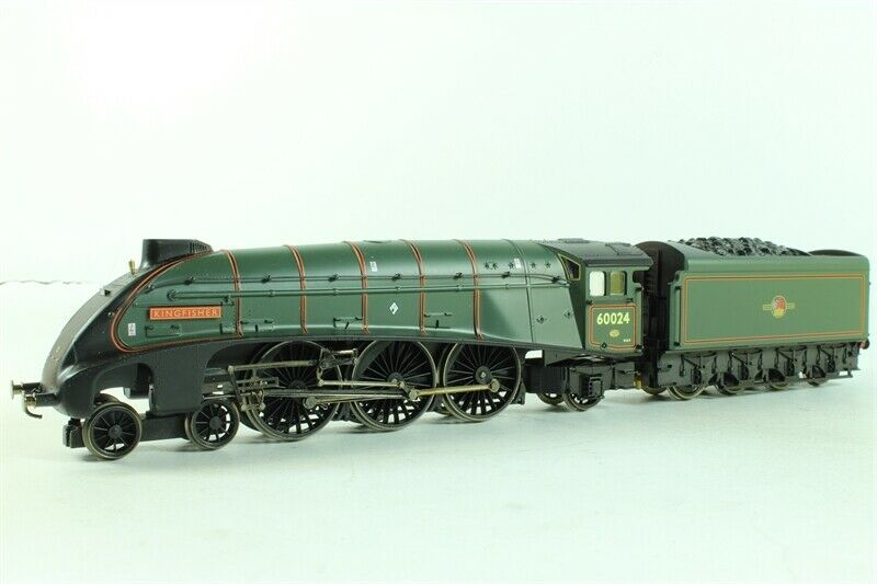 Hornby R2203 BR A4 462 60024 refisher verde Late Crest NMIB