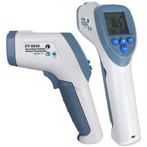 Infrarot Thermometer Digital Baby Fieber Kinder Stirn Ohr Fieberthermometer Lcd Pflege