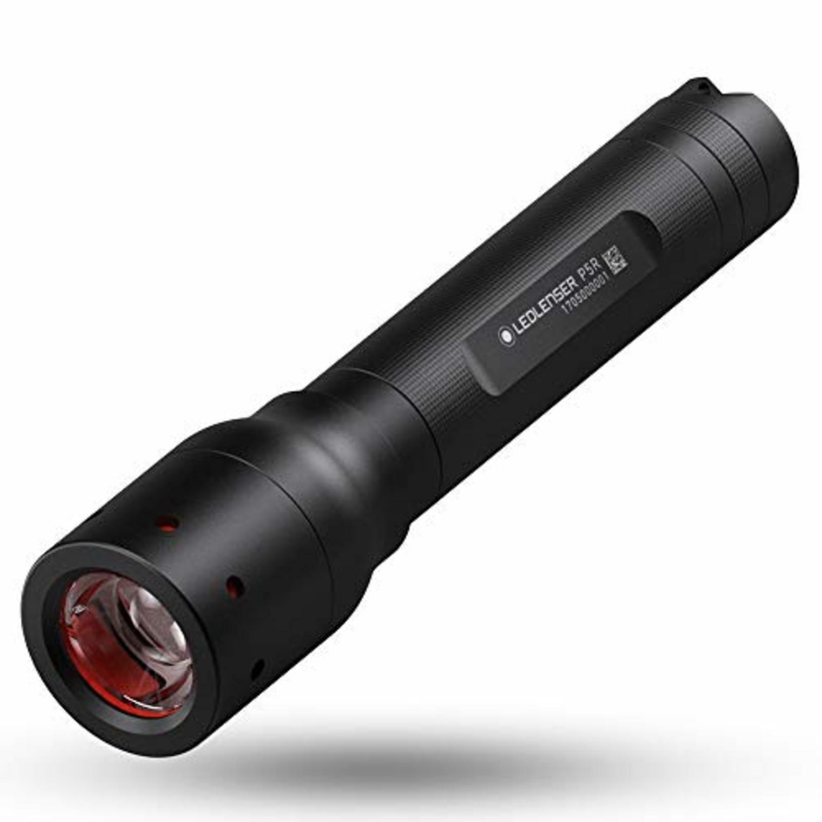 Lampe de Poche LED Ledlenser P5r 420 Lumens Torche Rechargeable 500897 4.6   F S