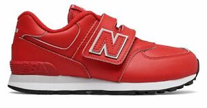 Loop Little Kids Male Shoes Red