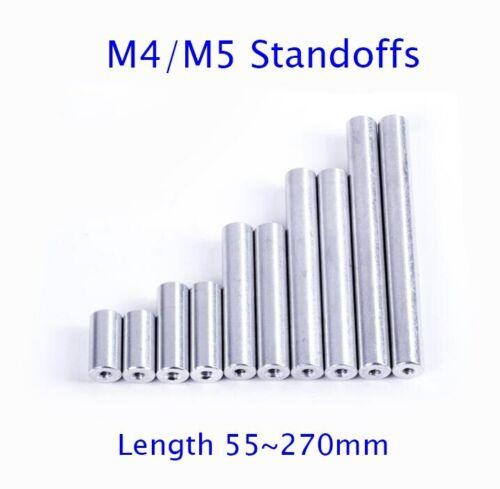 M4//M5 Aluminum Standoffs Column Pilar Spacer Length