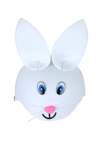 CHILD ANIMAL HAT Costume Accessory Fancy Dress Up World Book Day Easter Farm UK
