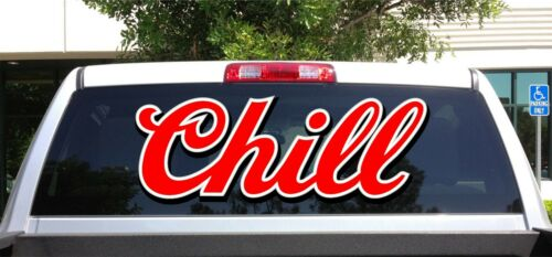 SF-23 Made to Chill Coors Light Sunday Funday Logo vinyl sticker decal
