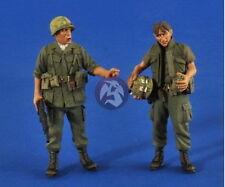 Verlinden 1/35  VP 2527 2  US Soldaten in Vietnam