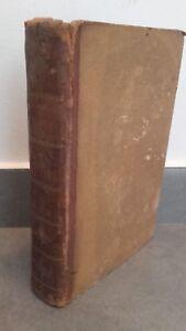Diccionario Ciencias Medical 1816 Tomo 17 + 5 Tablas Panckoucke París