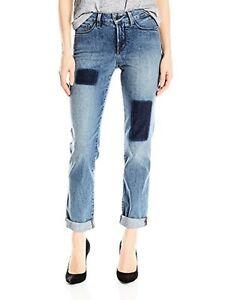 Shadow Samling Kvinders W Sz Jeans Relaxed Nydj Vælg Boyfriend Sylvia farve f1xw0Cq0