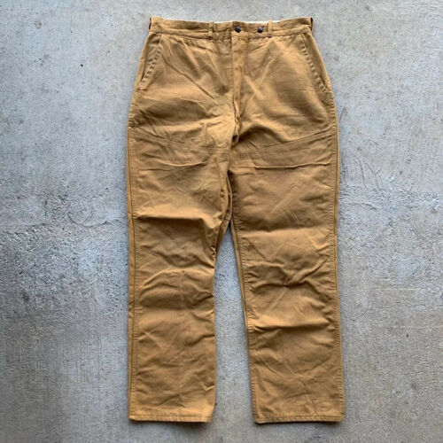 Vintage 60s Double Knee Hunting Redhead Brand Pant