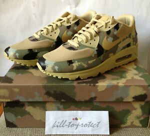 meilleur service e7c92 27399 Details about NIKE AIR MAX 90 COUNTRY CAMO PACK Italy SP US UK7 8 9 10 11  12 13 HYP 596529-320