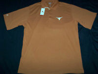 Antigua Men's Texas Longhorns Polo Shirt Large