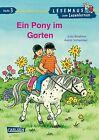 Boehme, J:Ein Pony im Garten von Julia Boehme (2012, Taschenbuch)