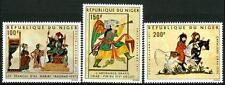 NIGER - PA - 1971 - Disegni dalle miniature -