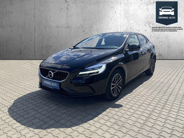 Volvo V40 2,0 D2 120 Momentum 5d - 195.000 kr.