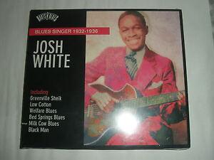Blues-Singer-1932-1936-Audio-CD-Josh-White