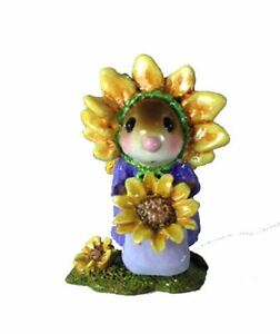 Wee Forest Folk LSB-08 My Little Social Butterfly Little Miss Sunflower Evnt Ltd