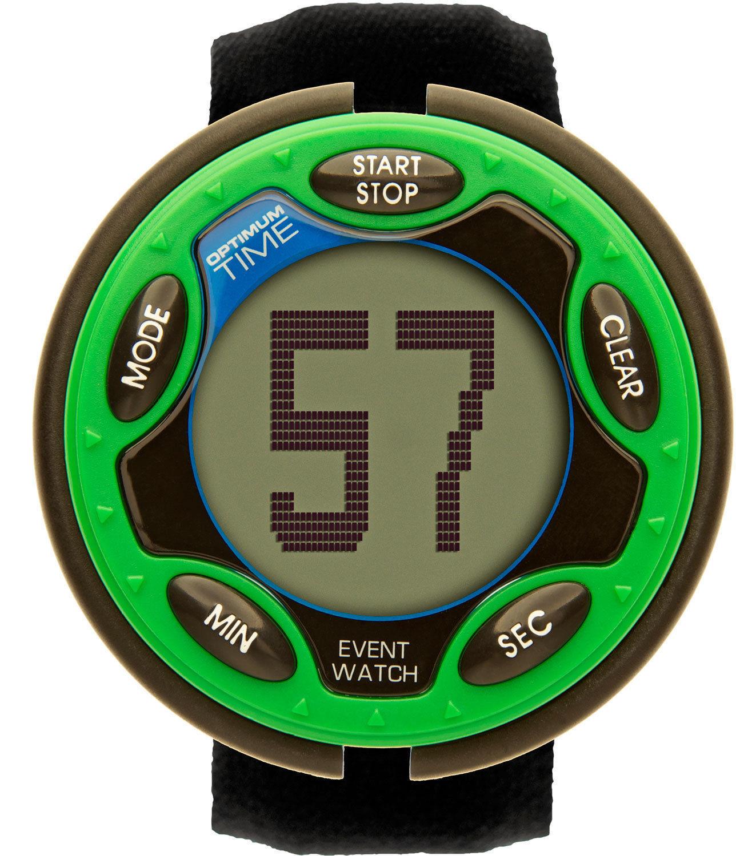 Tiempo óptimo Serie USB Recargable eventos de OE Reloj 6 Colors para Elegir