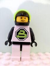 LEGO Minifig sp002 @@ Blacktron 2 - 6832 6887 6897 6933 6957 6981 6984 6987 6988