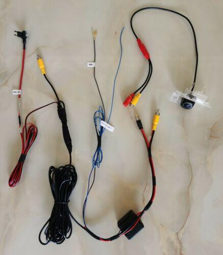 RCD330-PLUS-AV-BACK-UP-CAMERA-For-VW-TIGUAN-Passat-B6B7-Golf-5-6-7-JETTA-Mk5-MK6