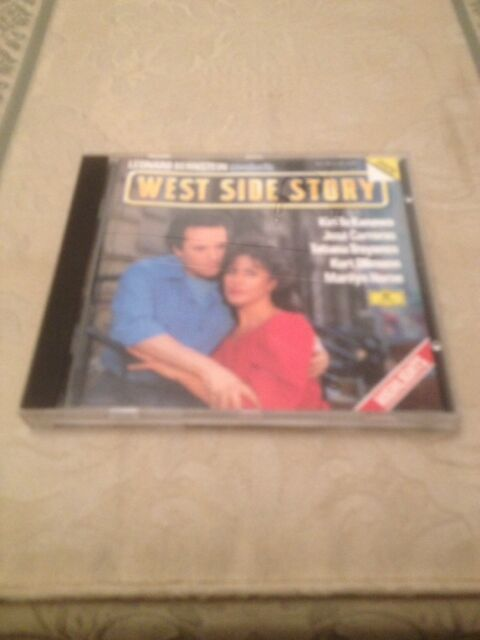 West Side Story [Deutsche Grammophon Highlights] (1986)