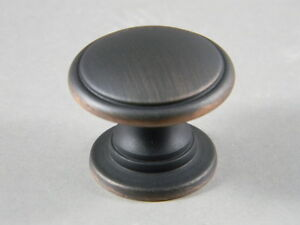 Amerock Cabinet Knob Bp53012 Orb Oil Rubbed Bronze