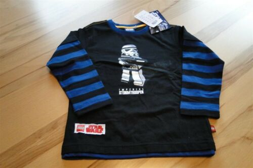 LEGO Wear StarWars Manica Lunga-Shirt Tom 113 in vari colori e dimensioni