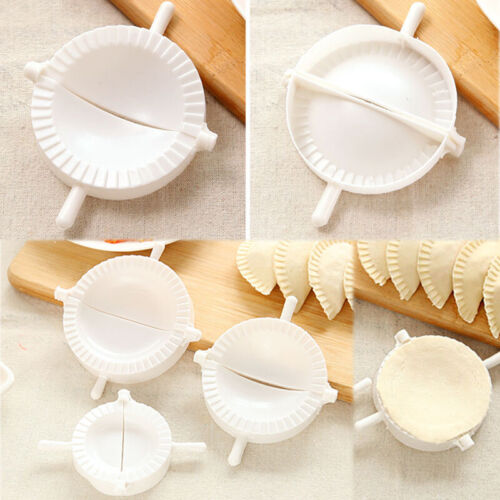 3PCS À faire soi-même Dumpling Maker Moule à pâte presse jiaozi Pâtisserie