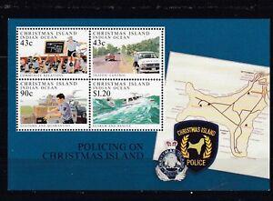 Christmas Isl-MBS 325 neuf sans charnière 1991 Christmas Isl Police Force-afficher le titre d`origine 9LzDsOo2-07152813-529357912