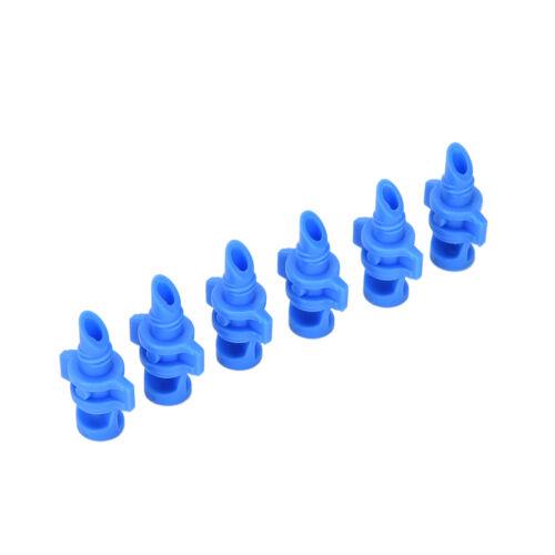 10pcs Sprayer Nozzle Jet Mister Cloning Machine Hydroponic Irrigation Heads HI