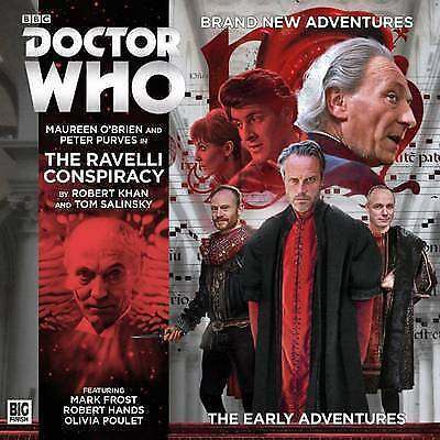 1 of 1 - The Early Adventures 3.3: The Ravelli Conspiracy by Tom Salinsky, Robert Kahn (C