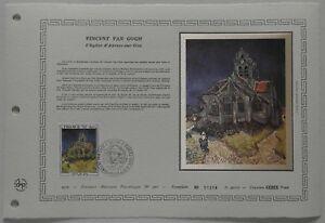Document-Artistique-DAP-396-1er-jour-1979-Vincent-Van-Gogh-Peintre