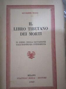 IL-LIBRO-TIBETANO-DEI-MORTI-G-TUCCI-1945