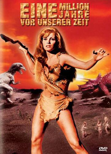 1 von 1 - EINE MILLION JAHRE VOR UNSERER... Raquel Welch - RARITÄT - DVD*NEU*OVP