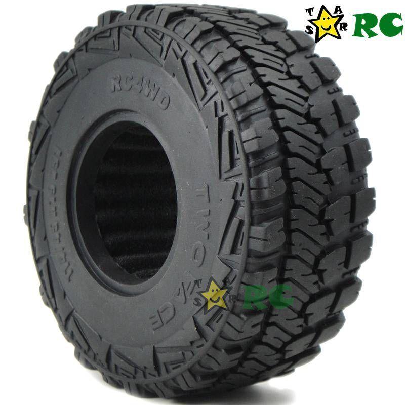 4 un. 1.9  Off Road Neumáticos Neumáticos Suave 114 mm ajuste Rc Rock Crawler 1.9 mm rueda