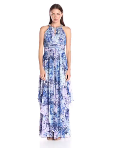 Eliza J Women's Shirred Bodice Dress Size 6