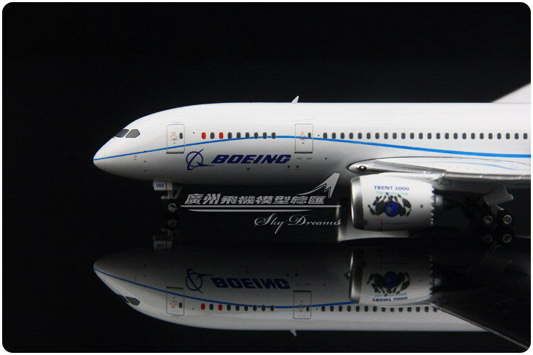 1 400 Scale Phoenix BOEING 787-8 Passenger Airplane Airplane Airplane Plane Diecast Aircraft Model 6151dc