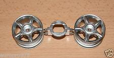 Tamiya 57744 RTR Mini Cooper 2002/M03L, 0440121/10440121 Plated Wheels (*50972)