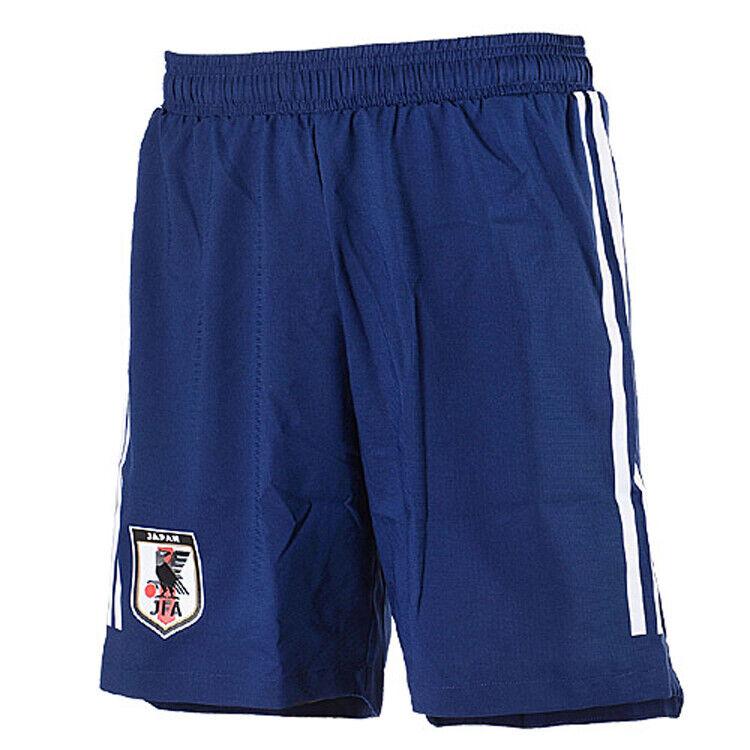Nueva Marca Adidas Japón Fútbol Nacional AUTÉNTICO Pantalones Cortos (match-Usado Modelo)
