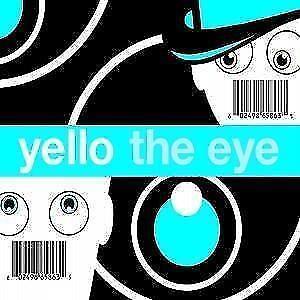 The Eye von Yello (2003), Neu OVP, CD