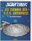 Star Trek - Die Technik der U.S.S. Enterprise von Michael Okuda und Rick Sternbach (Gebundene Ausgabe)
