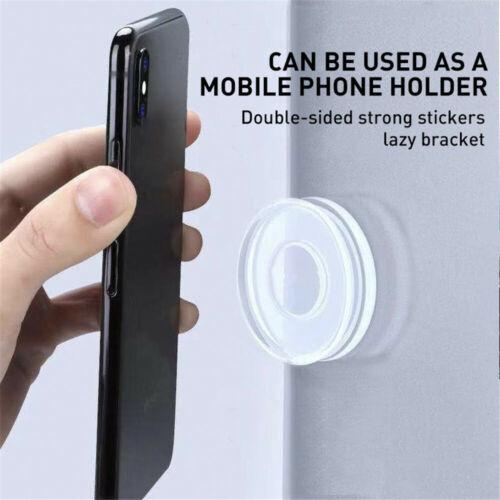 Cable Winder Holder Phone Rubber Pad Magic Nano Stickers Nano Casual Paste
