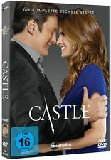 Castle - Staffel 6 - DVD - *NEU*